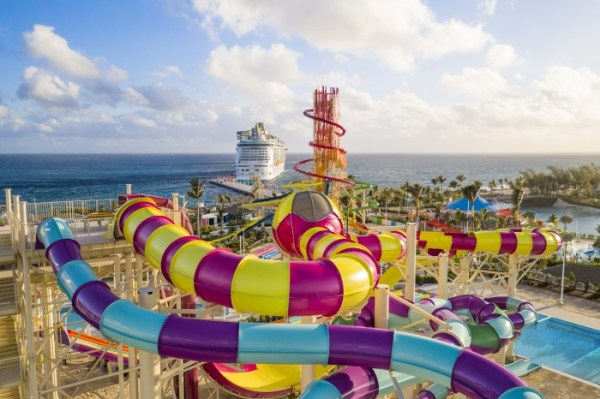 Royal Caribbean Cruise Line's New Private Island Now Open 2