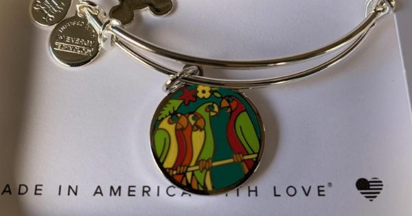 The Birds Are Singing For The New Enchanted Tiki Room Alex And Ani 2