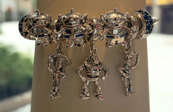 Toy Story Pandora Collection Now At Disney Parks