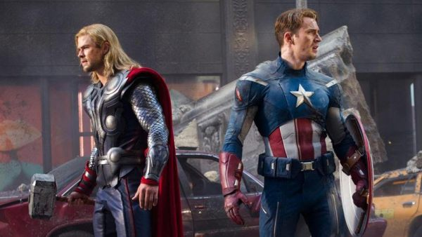 Chris Evans Wants To Star Alongside Chris Hemsworth In A Buddy Comedy 2