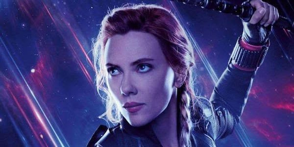 Scarlett Johansson Set To Make $20 Million From Marvel Studios Untitled 'Black Widow' Film