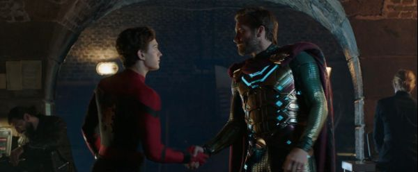 Watch the All New Trailer for Spider-Man: Far From Home, in Theaters July 2 4