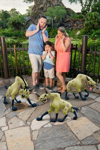 New 'The Lion King' Inspired PhotoPass Opportunities Available at Disney's Animal Kingdom 6