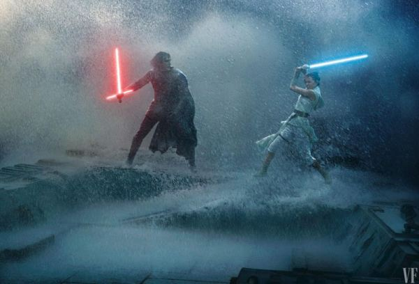 First Look At Episode IX 'Star Wars: The Rise of Skywalker' With Vanity Fair 13