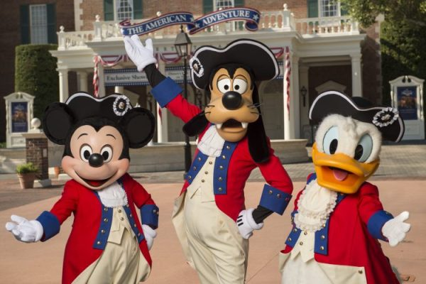 Walt Disney World Celebrates Independence Day 4th with special 4th of July Celebrations 2