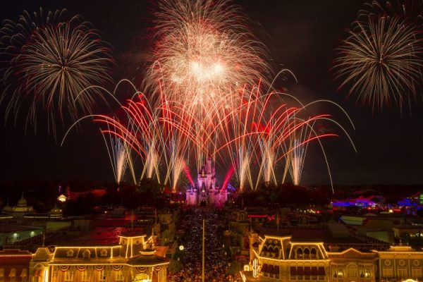 Walt Disney World Celebrates Independence Day 4th with special 4th of July Celebrations 1