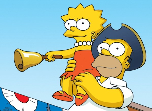 The Simpsons are coming to the D23 Expo! 1