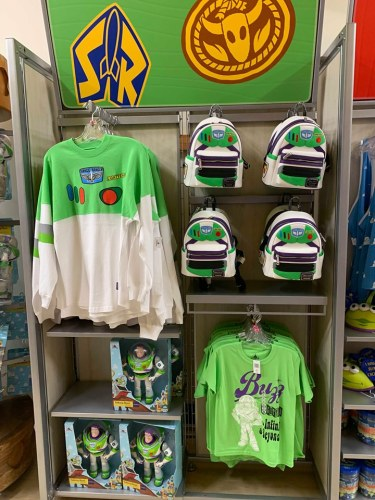 Toy Story Pop Up Shop at Hollywood Studios! 3