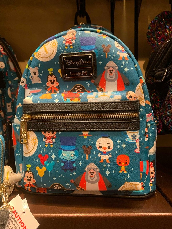 Disney Parks Minis Loungefly Collection Is Absolutely Adorable 2