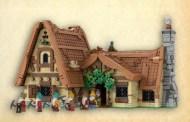 LEGO IDEAS: The Seven Dwarfs House LEGO Project