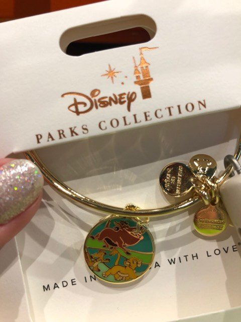 Lion King Bangles From Alex and Ani Have Hakuna Matata Style 2