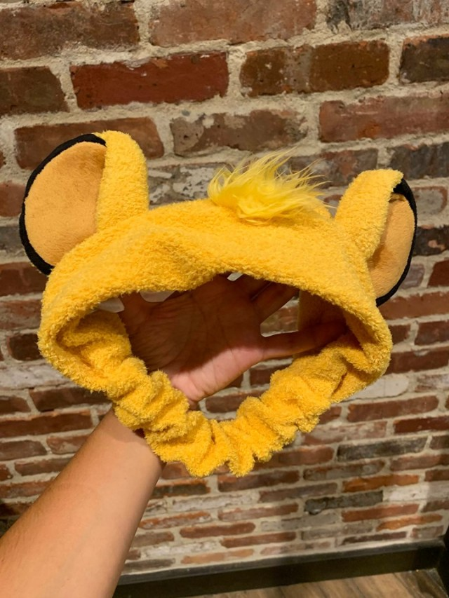 Lion King Headband Takes A Walk On The Wild Side of Style 2