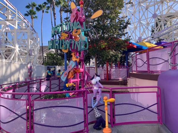 Inside Out Emotional Whirlwind Attraction Opens at Disneyland! 4