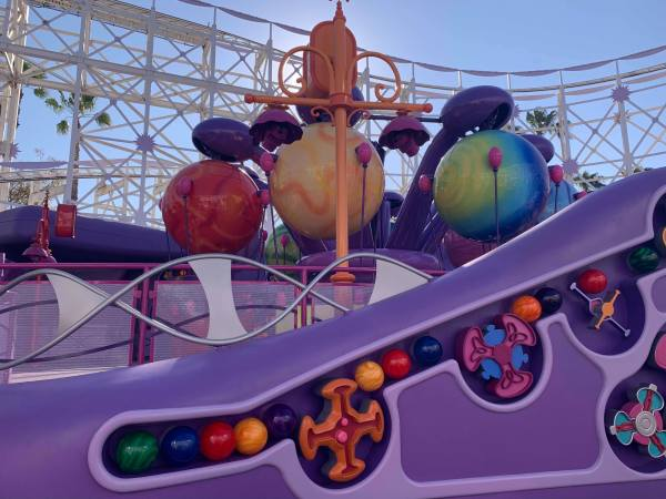 Inside Out Emotional Whirlwind Attraction Opens at Disneyland! 2