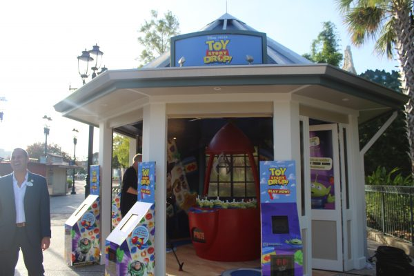 Toy Story Drop! Pop-Up Event kicks off at Disney Springs with a World Record and Ribbon Cutting 11