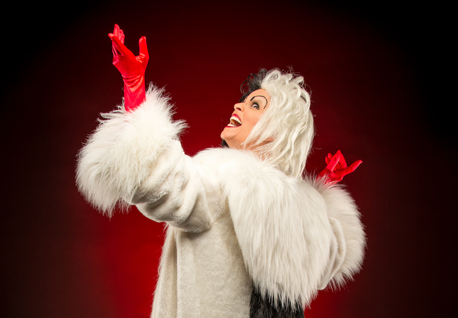 Cruella's Halloween Hide-A-Way is Coming to Magic Kingdom
