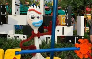Forky Has Arrived in Toy Story Land!