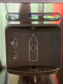 Disney Adds New Fountain for Water Bottles 1