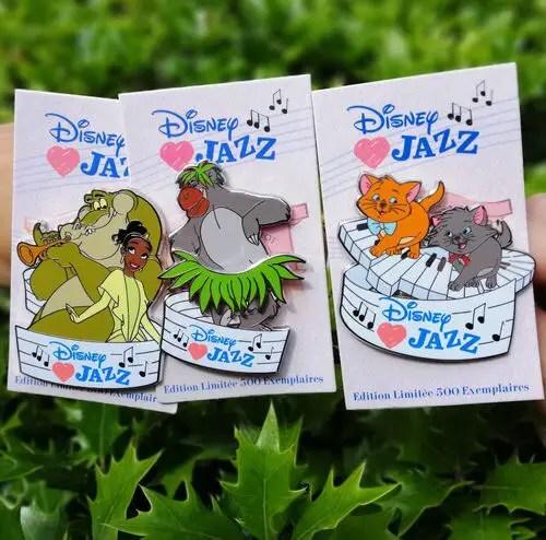 Disney Loves Jazz Merchandise at Disneyland Paris! 1