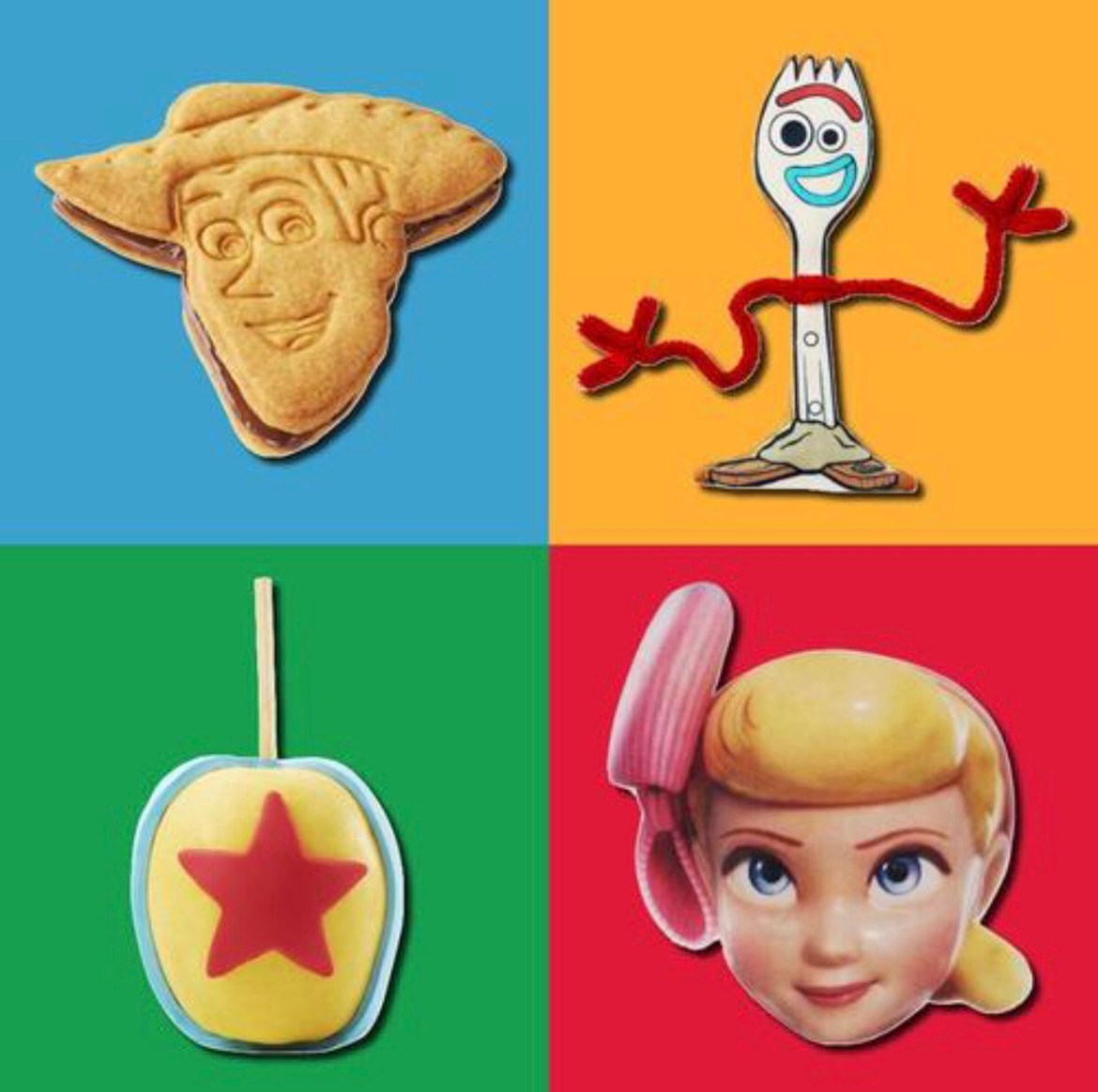 Sneak Peek at Toy Story Play Days Treats at Disneyland Paris!