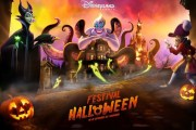 Halloween Season at Disneyland Paris