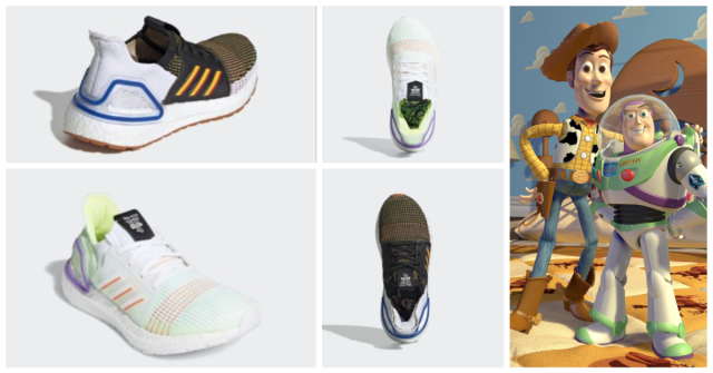 Toy Story Adidas Shoe Collection