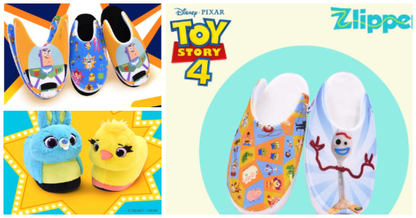 New Toy Story Slippers With A Fun And Playful Twist 1