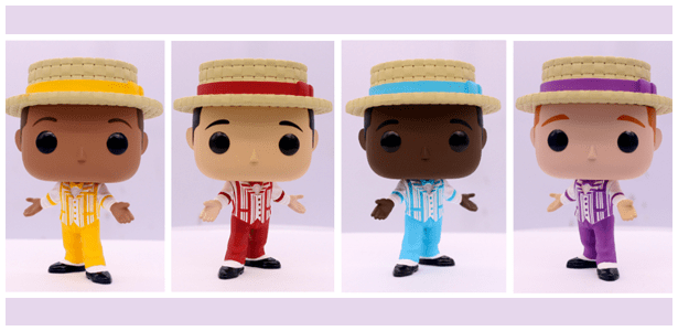 Dapper Dans Funko POP! Figures And More Coming To D23 1