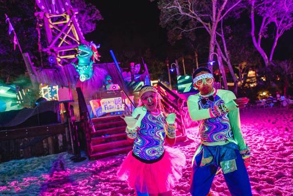H2O Glow Nights At Disney's Typhoon Lagoon Are Back With More Glow Than Ever Before! 6