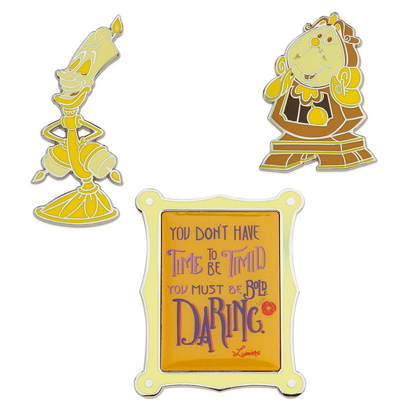 June Disney Wisdom Collection Starring Lumiere 9