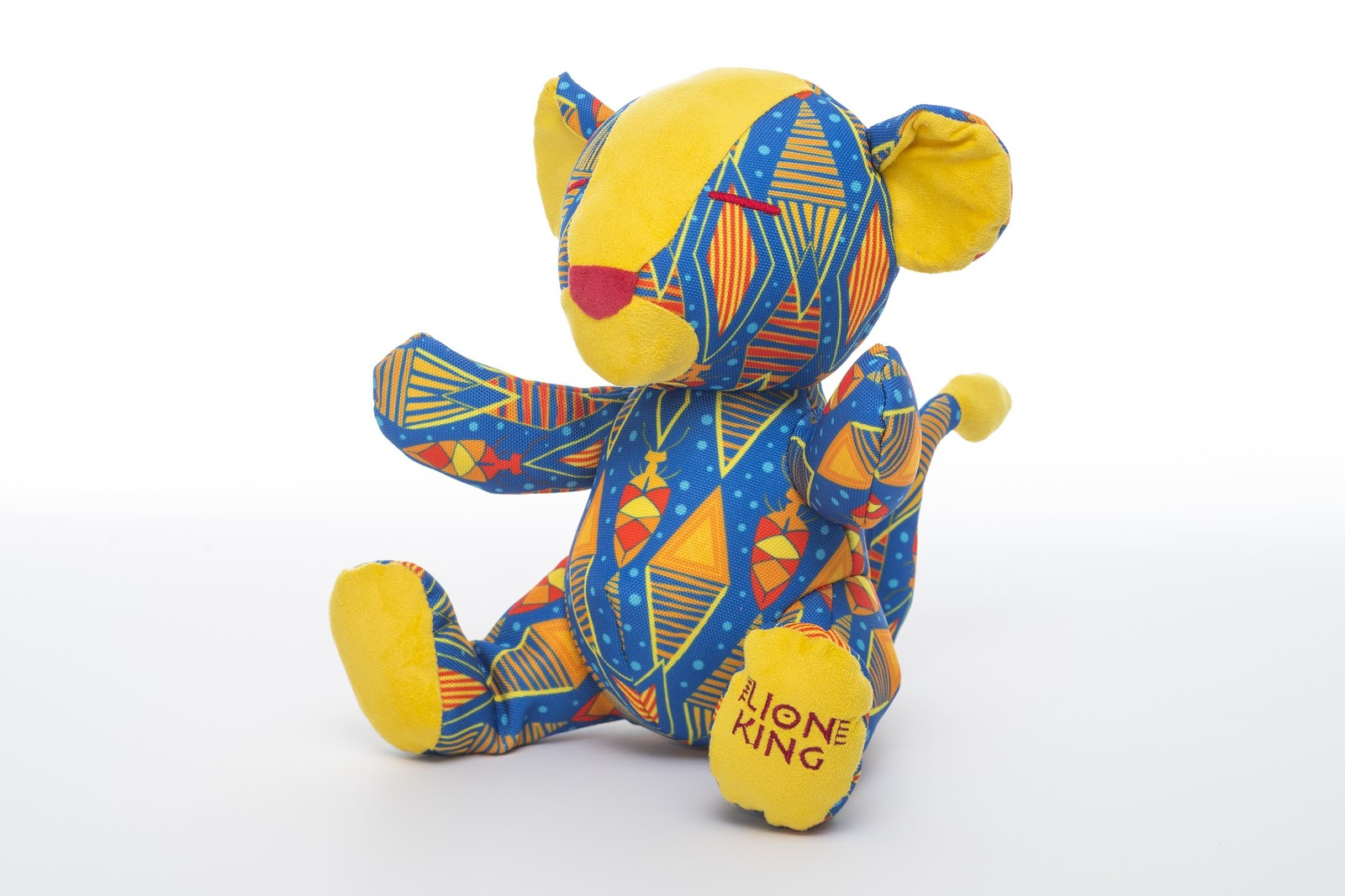Special Edition Lion King Plush Supporting The WCN Lion Recovery Fund 2