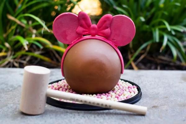 New Imagination Pink Treats Available at Walt Disney World!