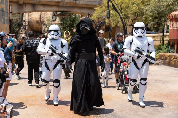 Costume Policy Stays In Effect for Galaxy's Edge