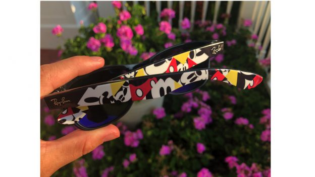 New Disney Ray-Ban Sunglasses Featuring Mickey Mouse