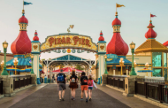 Pixar Pier Celebrates Imagination at Disney California Adventure Park