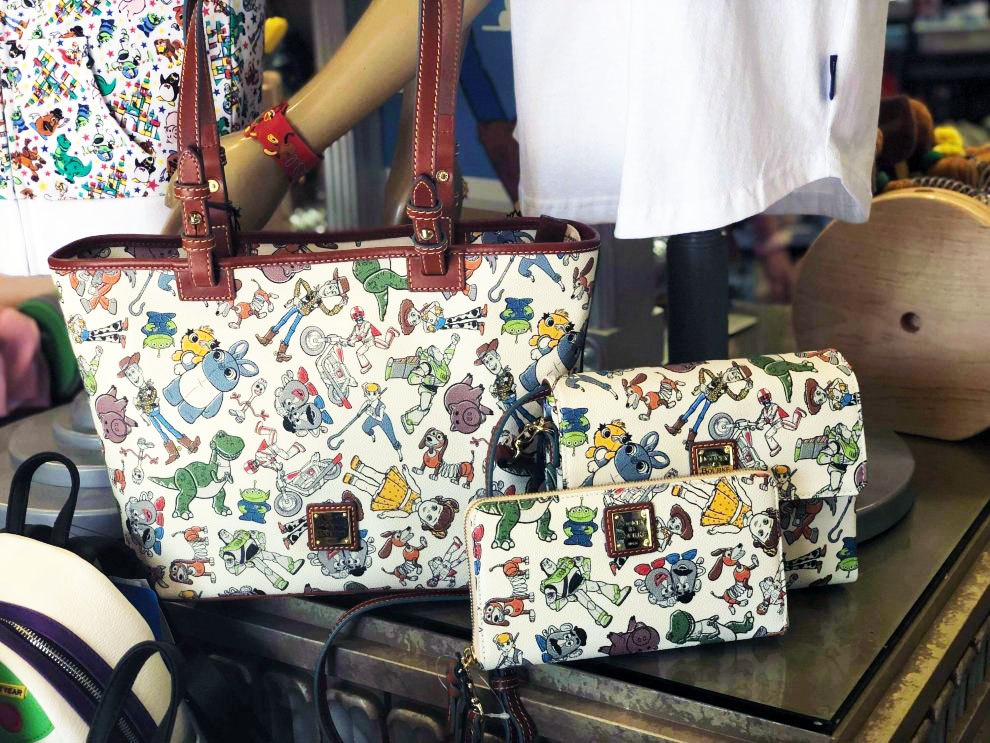 Toy Story 4 Dooney & Bourke Bags, Dresses, And More! 2