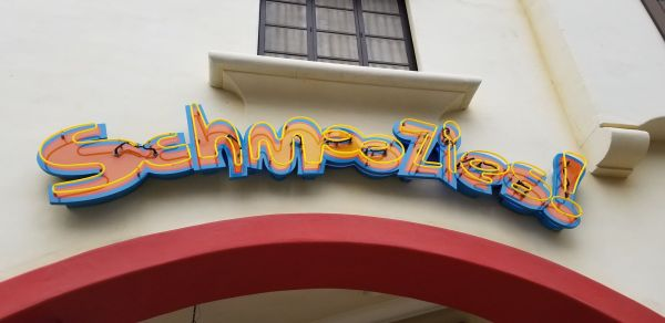 New Mangonada Smoothie at Schmoozies! in DCA 1