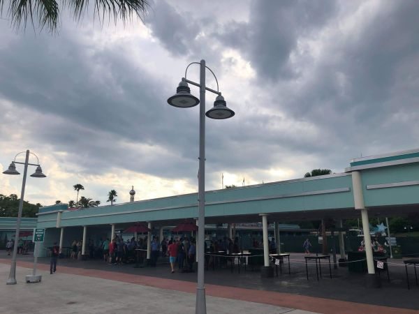 Tram And Security Updates At Hollywood Studios 1