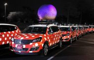 Minnie Vans And Lyft Are Celebrating 1 Million Guests Transported!