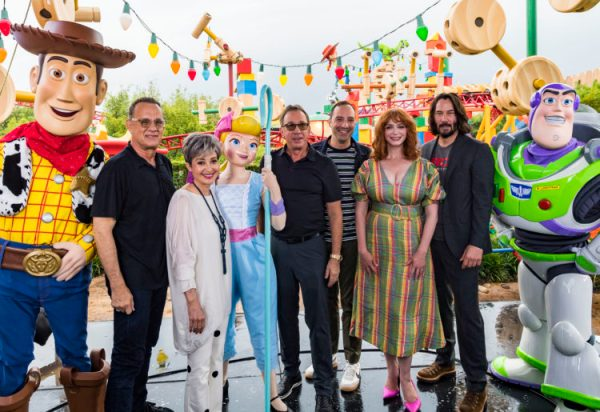 Toy Story Land Celebrates First Year Anniversary 1