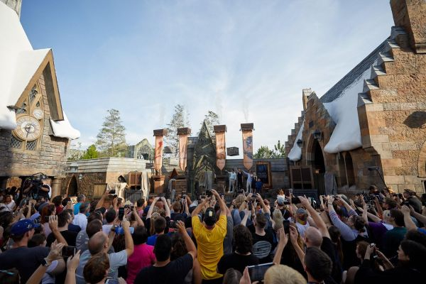 Universal Orlando Resort Changes Operating Hours For Hagrid's Magical Creatures Motorbike Adventure 1