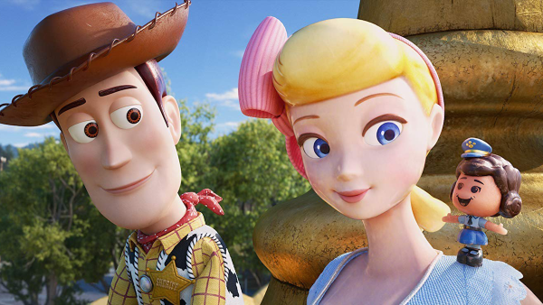 Toy Story 4 Projected to Make $140 Million or More During Opening Weekend at the Domestic Box Office 2