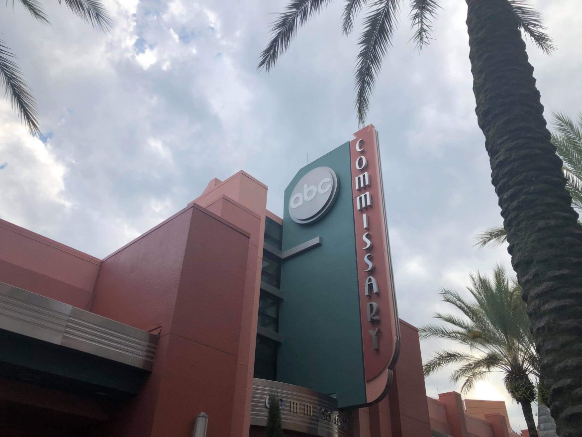 ABC Commissary Has Reopened at Disney's Hollywood Studios