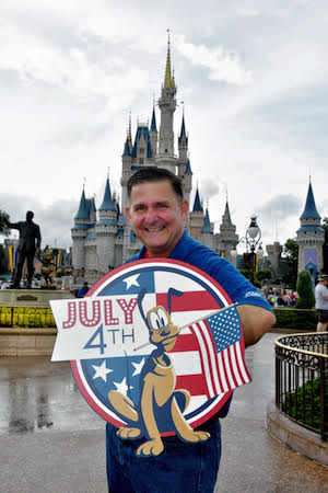 Celebrate the 4th of July with Unique Disney PhotoPass Opportunities at Magic Kingdom 4