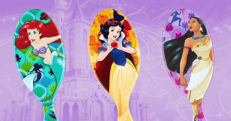 Enchanting New Disney Princess Wet Brush Collection Now Available
