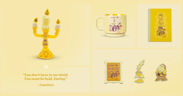 June Disney Wisdom Collection Starring Lumiere 1