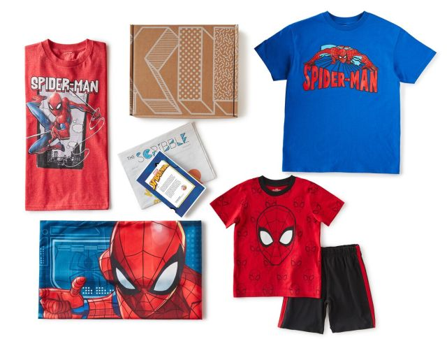 KIDBOX Launches Disney, Star Wars and Marvel Themed Style Boxes 9