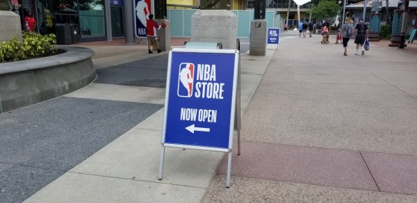 The NBA Experience Store Now Open in Disney Springs 10