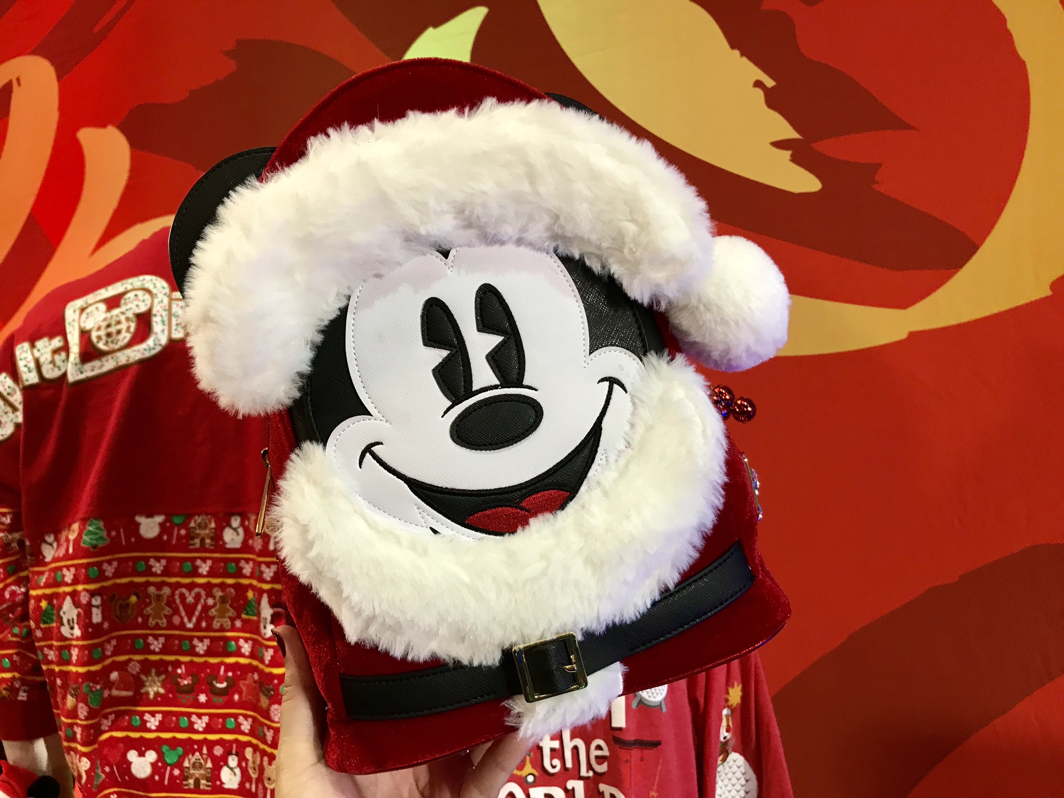 Festive New Disney Holiday Bags From Loungefly And More 6