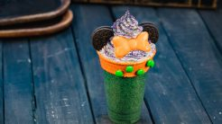 Halloween Time Treats at Disneyland Resort - Minnie Mouse Witch-Inspired Shake